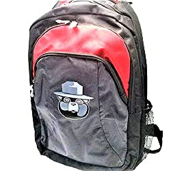 Backpack with Smell Proof Secret Stash Pocket smokeyz