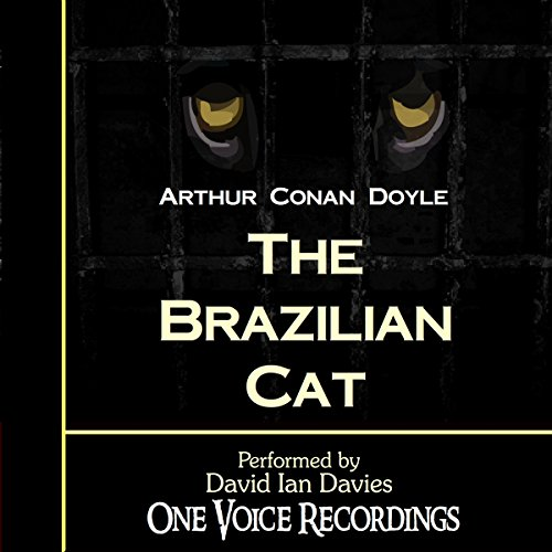 The Brazilian Cat audiobook cover art
