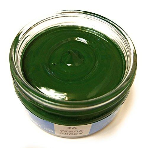 Crema Coprente Per Pelle Ripara Graffi e Segni (Shoe Cream)-046 Verde
