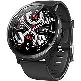 WQYRLJ 4G Intelligente Vigilanza dello Schermo di 2,03 Pollici 8MP Fotocamera Cardiaca Smartwatch per Android 7.1 GPS di Sostegno Sim WiFi per Donne degli Uomin
