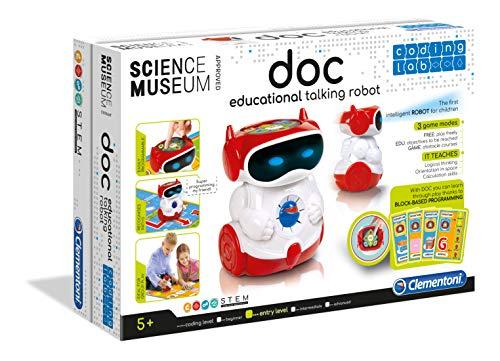 Clementoni 61323 Doc Educational Smart Robot