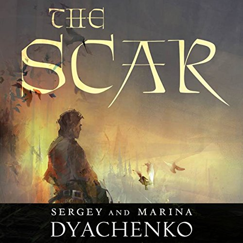 The Scar audiobook cover art
