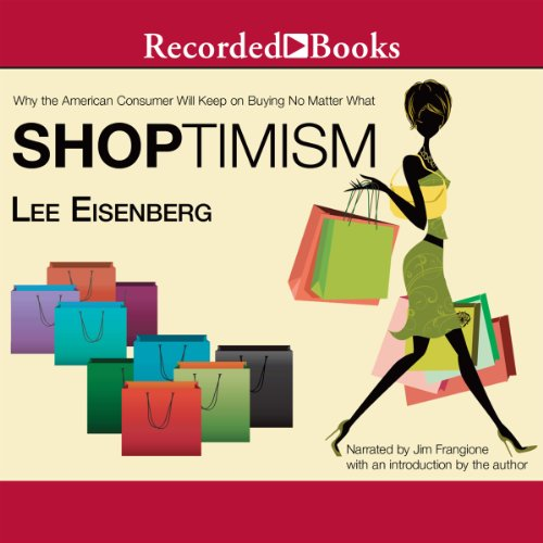 Shoptimism audiobook cover art