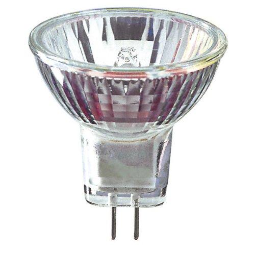 BLV GAX GU4. 115281. Halogen-Leuchtmittel, Durchmesser 35 mm, 12 V, 35 W, 36o, 3000 K, GU4. 480 Lumen 35 x 40 mm. 4000 Stunden.