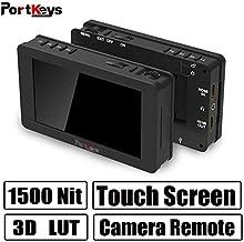 PortKeys LH5HDR 5 Inch 1920x1080 Camera Field Monitor...