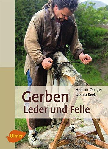 Gerben: Leder und Felle