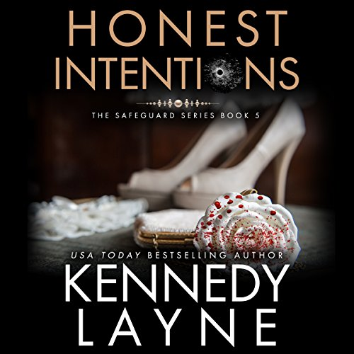 Honest Intentions audiobook cover art