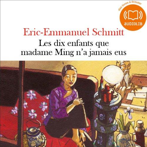 Les dix enfants que madame Ming n'a jamais eus Titelbild