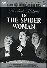 Sherlock Holmes in the Spider Woman by Mpi Home Video by Roy William Neill
