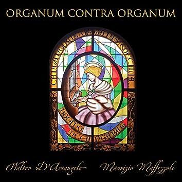 Organum Contra Organum