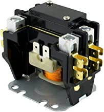 ANTOBLE PC140A C140A Contactor Single One 1 Pole 40 Amps 24 Volts A/C Air Conditioner