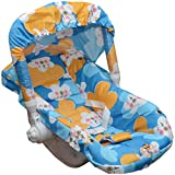 Tender Care 6-in-1 Baby Cozy Carry Cot Cum Rocker with Music and Storage (Blue)
