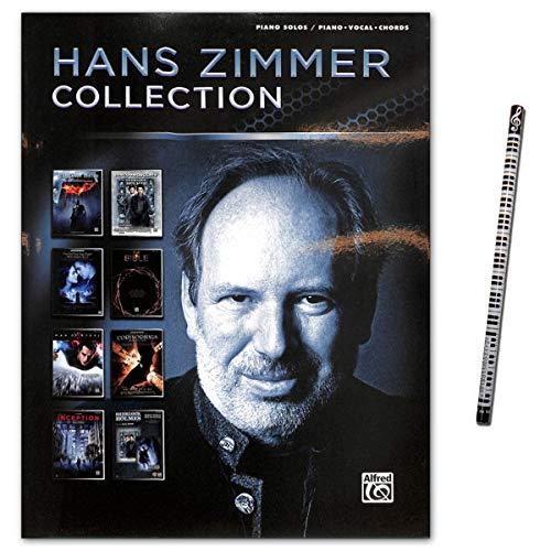 Hans Zimmer Collection Piano Solos - Songbook für Klavier, Gitarre, Gesang - 9781470615277