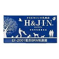 エイチアンドジン (H&JIN) Premium乳酸菌 H&JIN 動物用 90包 ペット用 1グラム (x 90)