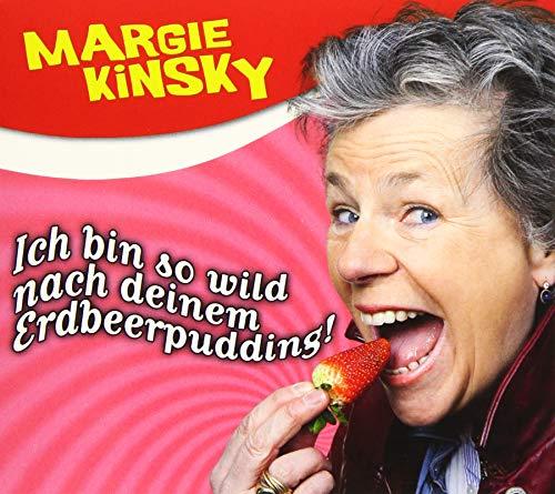 『Ich bin so wild nach deinem Erdbeerpudding』のカバーアート
