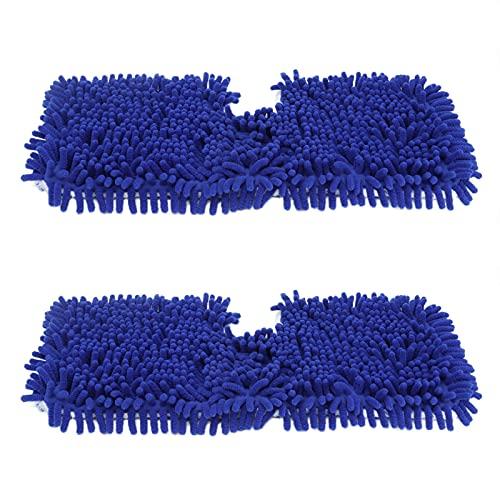 Mop Pad, 2 pezzi lavabili Riutilizzabili Mop Pad di ricambio per O-CEDAR Mop Head