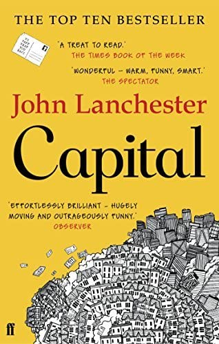 Capital by John Lanchester 2013 01 03 product image