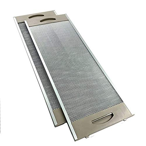 ELECTROTODO Filtro metálico antigrasa Campana Extractora Teka (2 unidades) CNL1000 Y CNL2000 19x50
