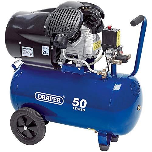 Draper 29355 Air Compressor, 50L, 230V, 2.2Kw