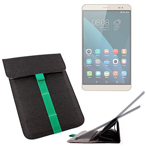 DURAGADGET Funda/Atril para para Huawei Mediapad X2 | con Dos Posiciones para Una Mejor Visibilidad De Su Tablet