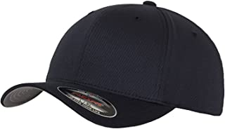 Wooly Combed Twill Cap - 6277 (Large/XLarge, Dark Navy)