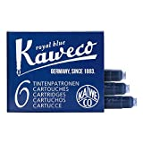 Fountain Pen Ink Cartridge - Royal Blue - 6 Pack