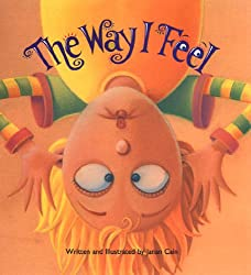"""The Way I Feel"" book for children"