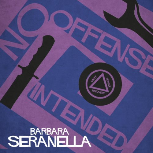 No Offense Intended audiobook cover art
