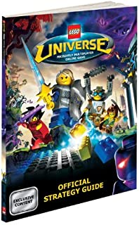 Lego Universe: Prima's Official Game Guide (Prima's Official