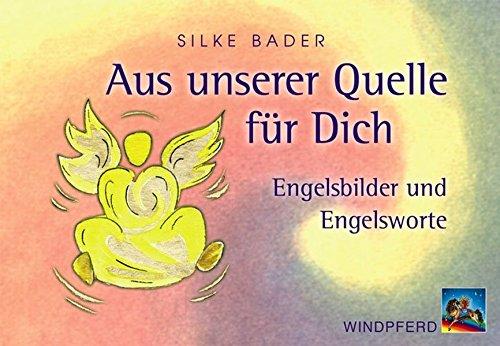 SET - Aus unserer Quelle für Dich: 44 Engel-Karten mit Anleitung. Engelsbilder und Engelsworte, die die Seele berühren und das Herz erfreuen