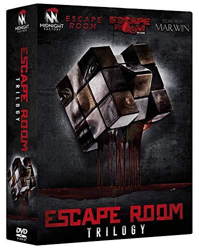 Escape Room Trilogy (Box Set) (3 DVD)