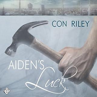 Aiden's Luck audiobook cover art
