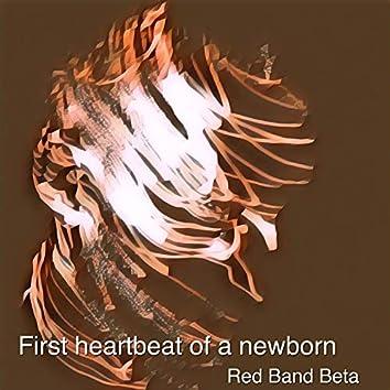 First Heartbeat of a Newborn
