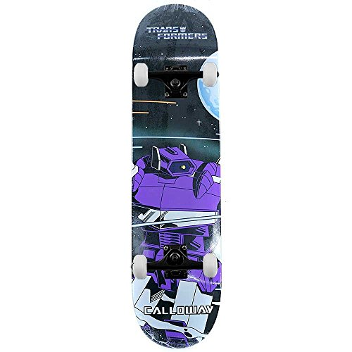 Skateboards Primitive Devine Calloway Shockwave Pro complete skateboard 20,3 cm