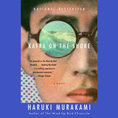 『Kafka on the Shore』のカバーアート