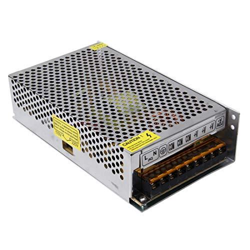 DAIQIPA CNC Controller Adaptador de Corriente AC-DC, DC 12V 20A Universal de conmutación regulado...