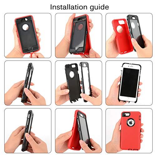 Coque iPhone 6, iPhone 6S, Maxbury série résistante aux chocs pour ...