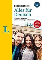 Alles Fur Deutsch / All-in-1 German: Grammatik Und Verben Schnell Nachschlagen Und Trainieren