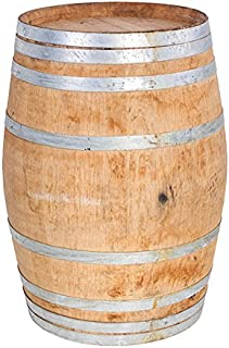 used wooden barrels