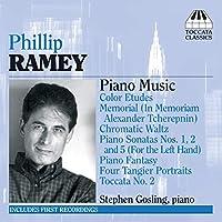 Ramey: Piano Music