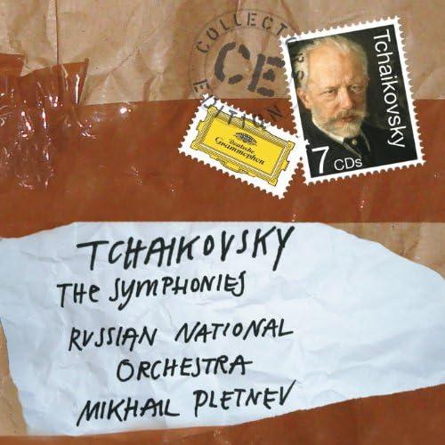 Russian National Orchestra, Mikhail Pletnev & Pyotr Ilyich Tchaikovsky