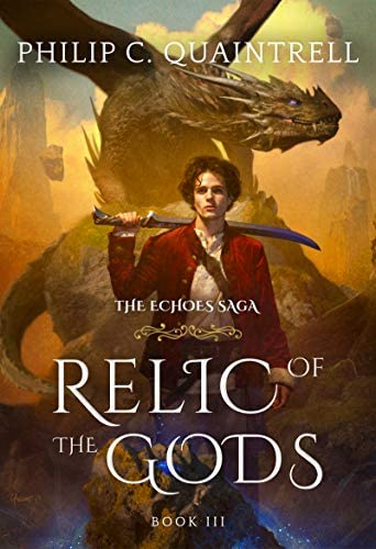 Relic of the Gods The Echoes Saga Book 3 product image
