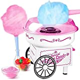 GOXJNG Maquina de Algodón de Azúcar Encimera de algodón de azúcar máquina de los Hechos en casa Marshmallow Máquina for Picnic Barbacoa Boda cumpleaños de los niños