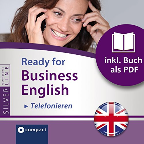 Ready for Business English - Telefonieren Titelbild