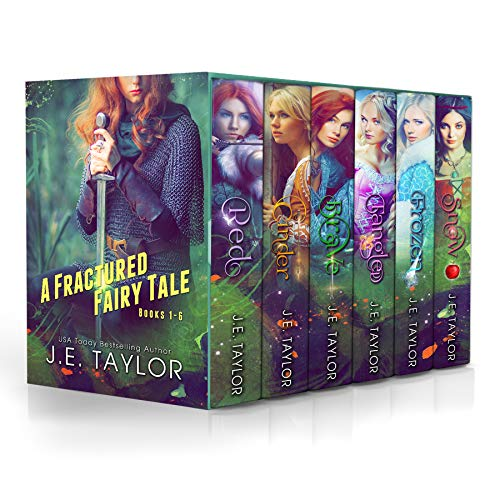 Fractured Fairy Tales: Books 1-6 (A Fractured Fairy Tale Book 10)