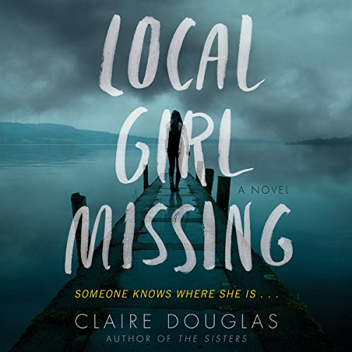 Local Girl Missing audiobook cover art