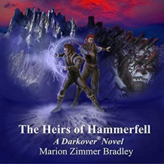 The Heirs of Hammerfell (Darkover) cover art