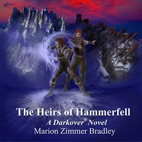 Couverture de The Heirs of Hammerfell (Darkover)