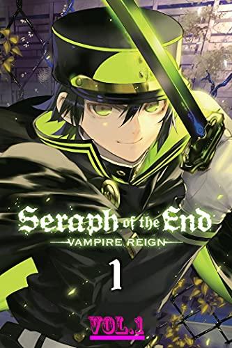 Owari no Seraph, vol 1 - YATO (English Edition)