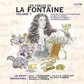 Le Petit Ménestrel: Les Fables De La Fontaine (Volume 1)